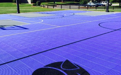 Outdoor Sports Flooring for Kentucky Country Day School